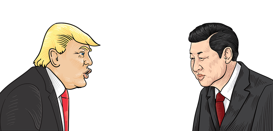 America Is at War with China.