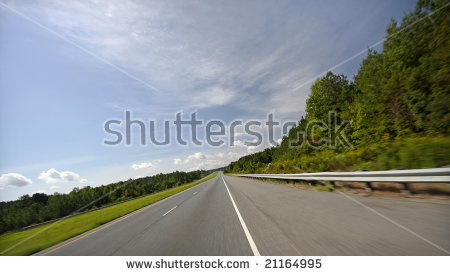 Highway 1 Stock Photos, Royalty.