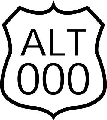 U S Highway Clipart 20 Free Cliparts Download Images On Clipground - Us-highway-map-symbols