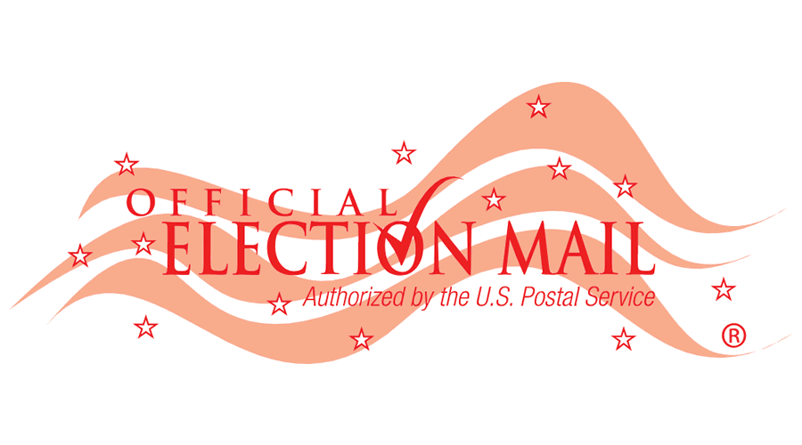 Official Election Mail Authorized by the U.S. Postal Service.