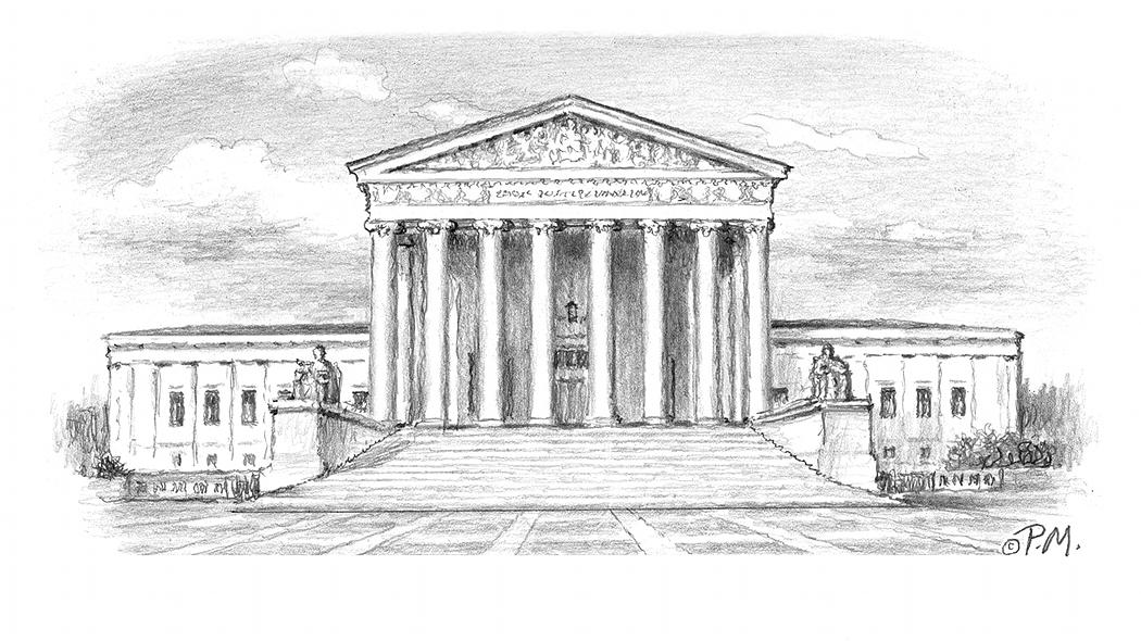 Clipart supreme court building.