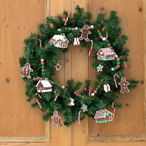 63 DIY Christmas Wreaths.