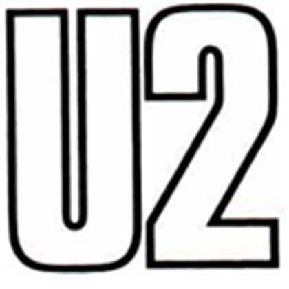 U2 clip art.