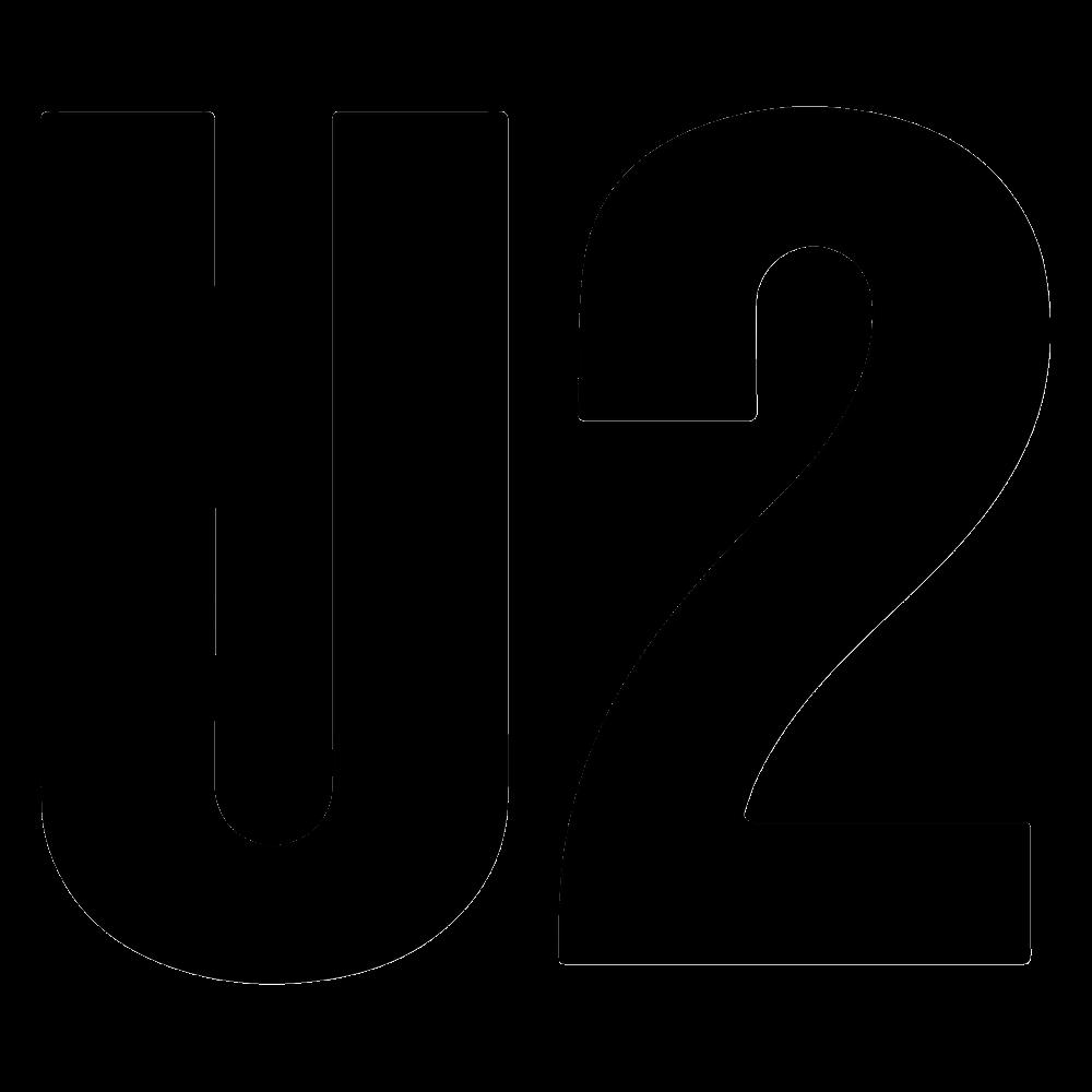 U2 Logo Download Vector.
