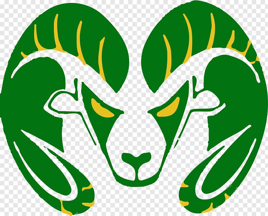 Green Leaf Logo, Autonomous University Of Baja California.