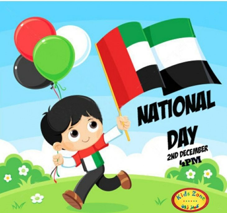 UAE National Day Celebrations.