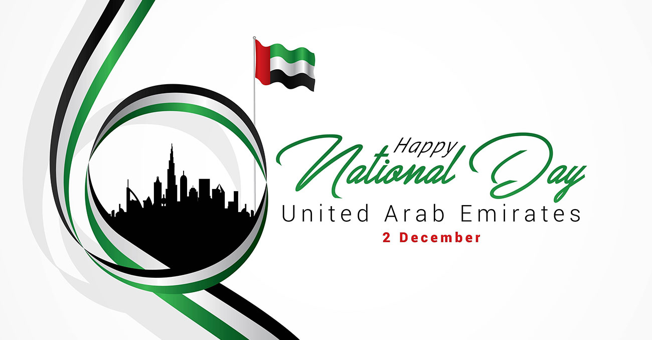 Happy UAE National Day.