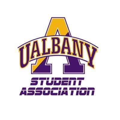 Student Association (@UAlbanySA).