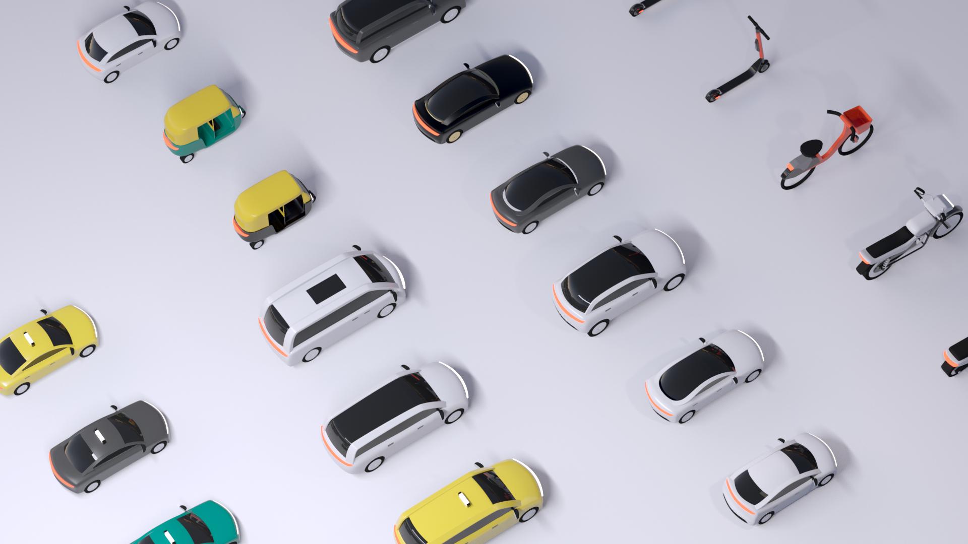 Upgrading Uber\'s 3D fleet.