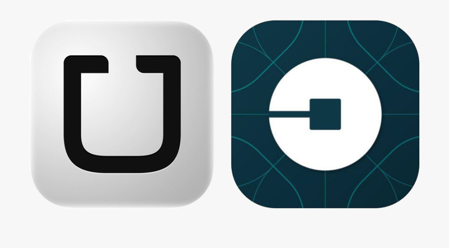 Same Ride New Look The Uber Logo.