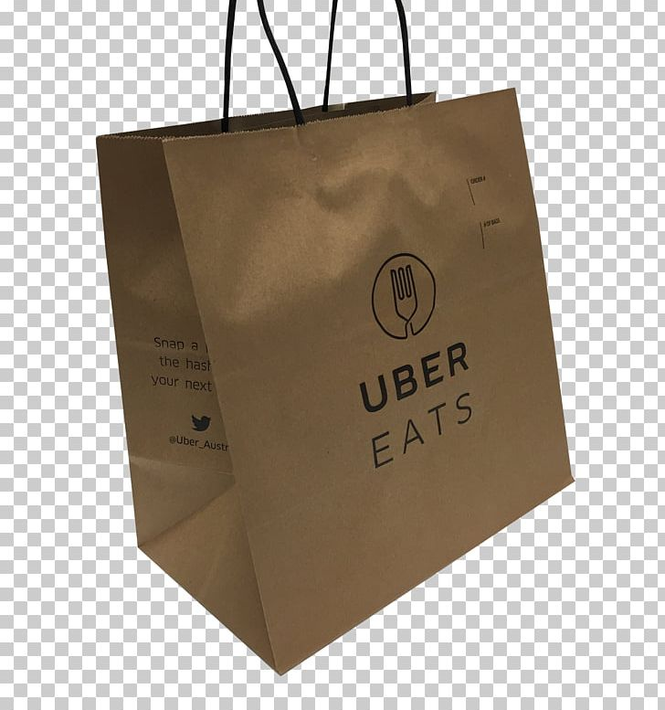 Shopping Bags & Trolleys Paper Bag Uber Eats PNG, Clipart.