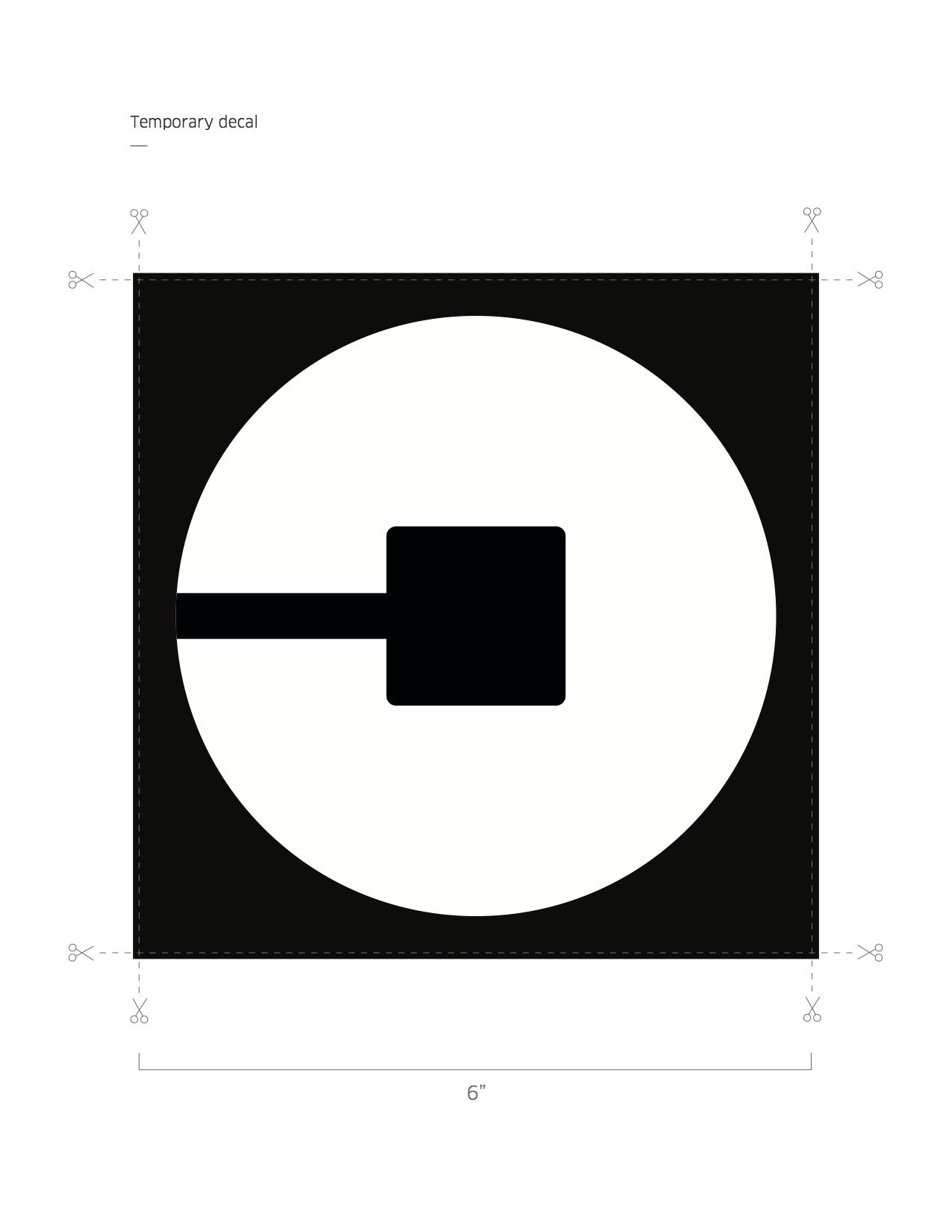 Uber Print Logo.