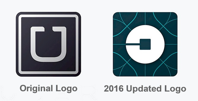 The History of Uber and their Logo Design.