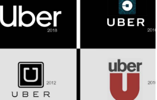 Do You Know How Many Times Logo Has Been Changed By Uber.
