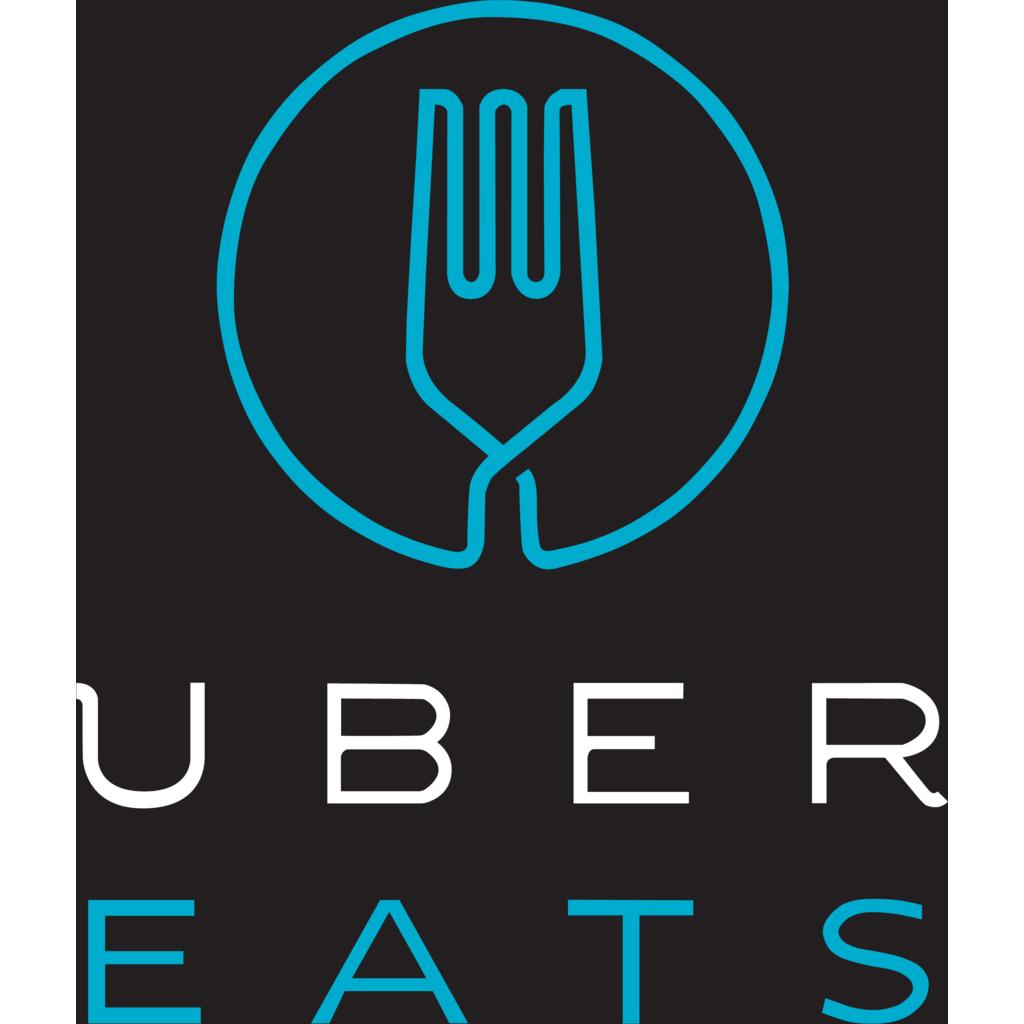 Uber Eats logo, Vector Logo of Uber Eats brand free download.