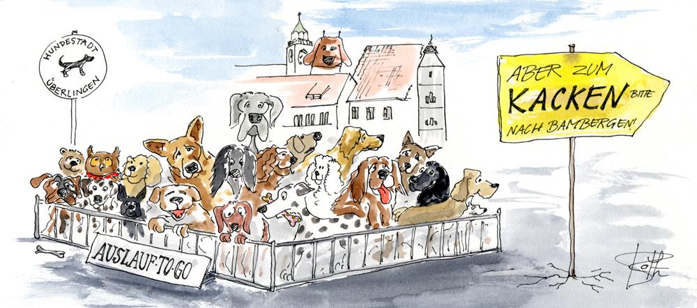 Hundehaufen Clipart.