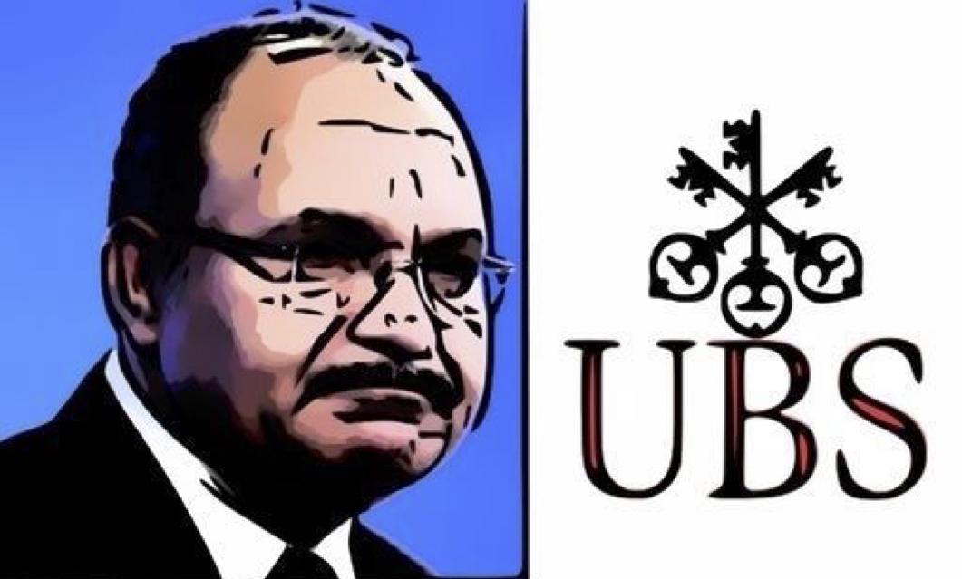UBS loan.