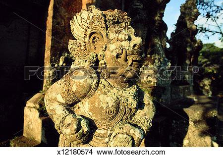 Stock Photo of Ubud, Bali.