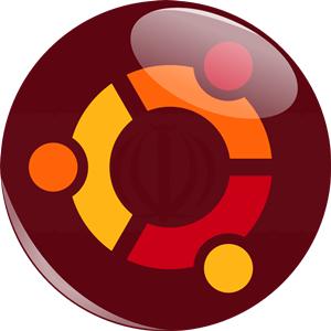 Ubuntu button.