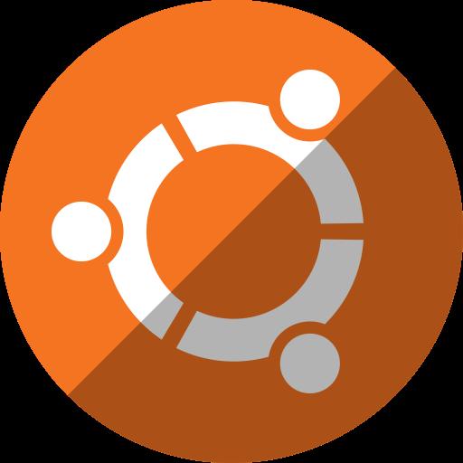 Ubuntu icon.