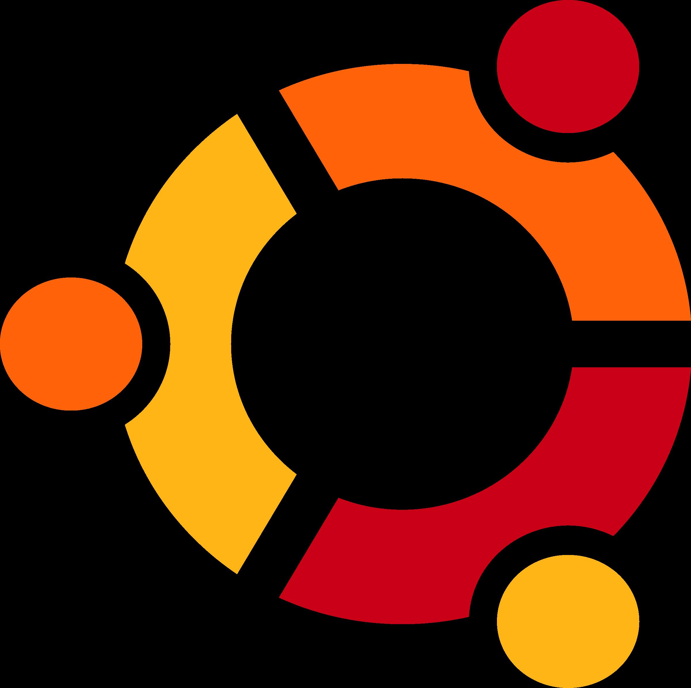 Ubuntu icon Logo PNG Transparent & SVG Vector.