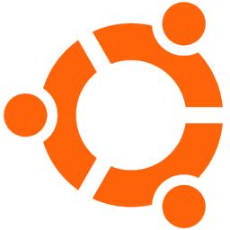 Os, ubuntu icon.
