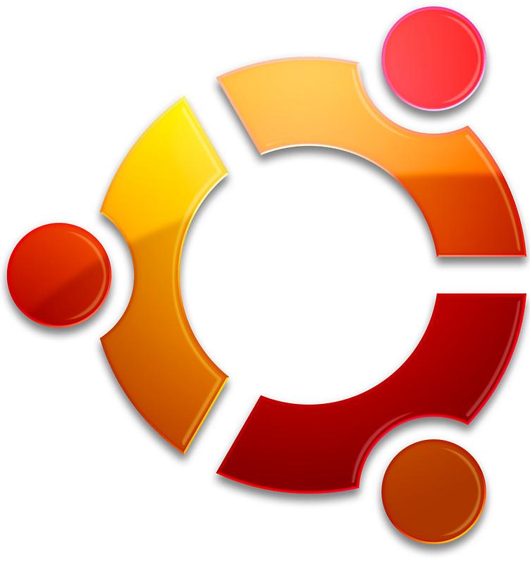 """Ubuntu Logo"""" Stickers by robbrown."""