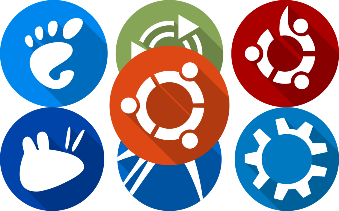 Ubuntu Logo Set by The.