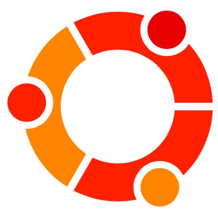 Draw the Ubuntu Logo with Tikz.