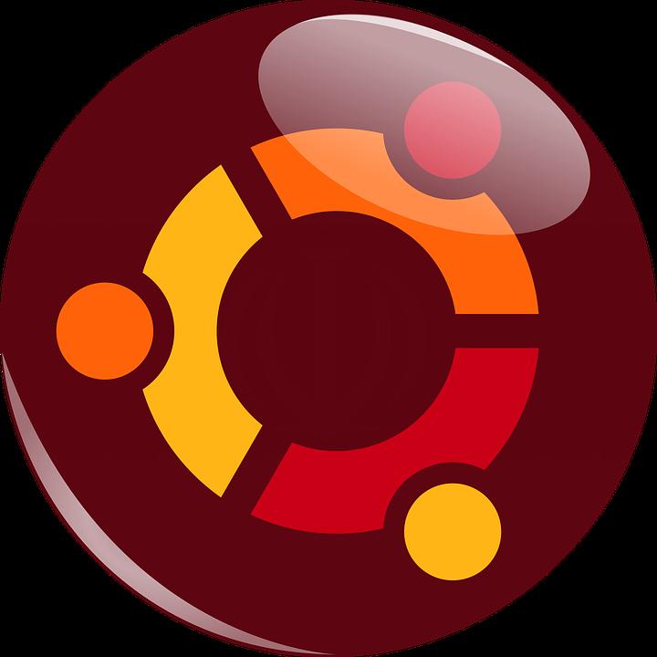 Free illustration: Ubuntu Logo, Ubuntu, Logo, Linux.