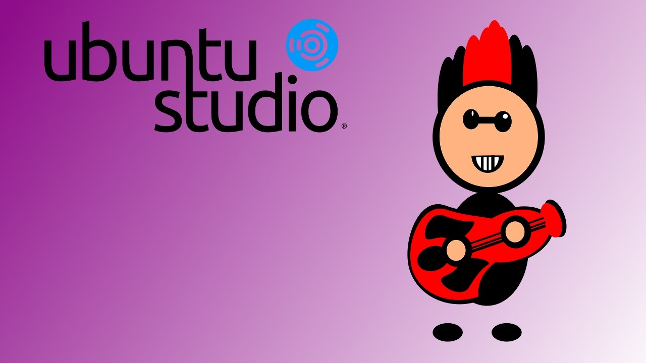 Ubuntu Studio Yakkety Yak.