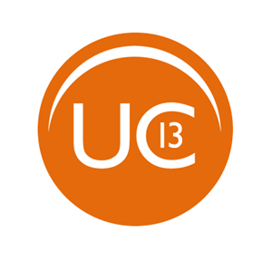 Canal 13 UC Logo Vector (.EPS) Free Download.