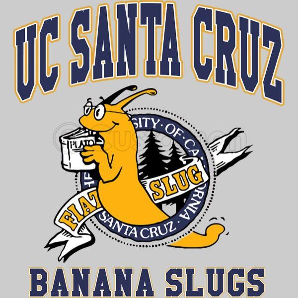 UC Santa Cruz Banana Slugs Kids Sweatshirt.