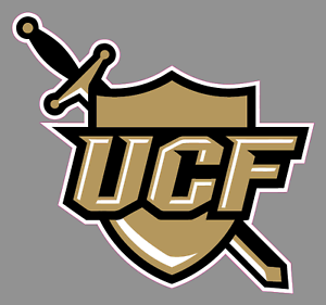 Details about UCF Knights Shield Logo 6\
