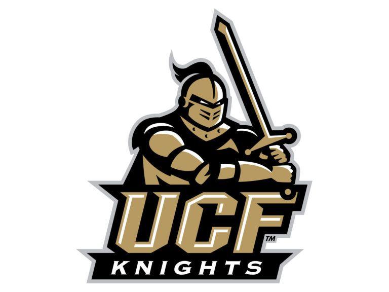 UCF knights logo.