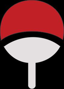Uchiha Logo Vector (.CDR) Free Download.