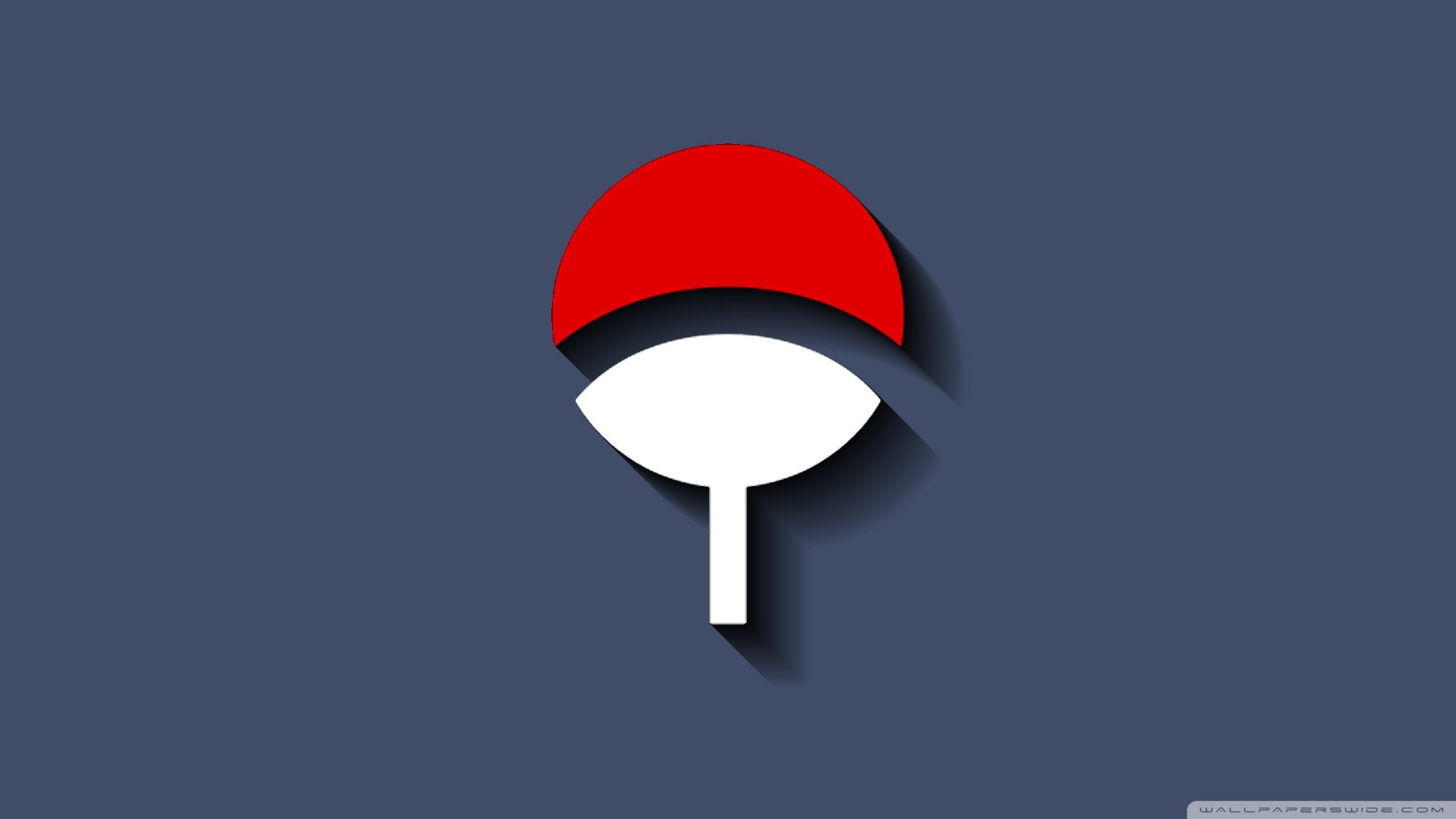 60+ Uchiha Symbol Wallpapers on WallpaperPlay.