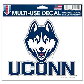 WinCraft Uconn Huskies Ultra Decals 5\