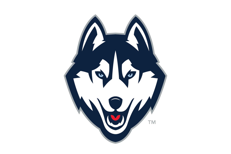 Meaning UConn Huskies logo and symbol.