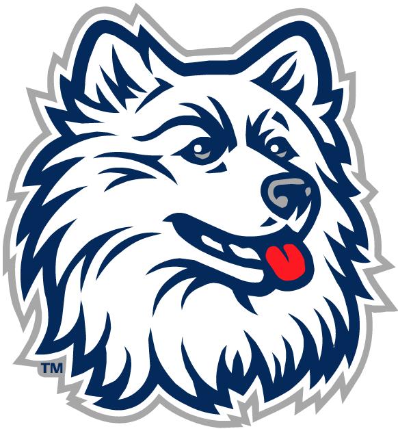 UConn Huskies Primary Logo (1996).