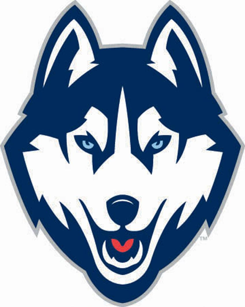 UConn Huskies Logo.