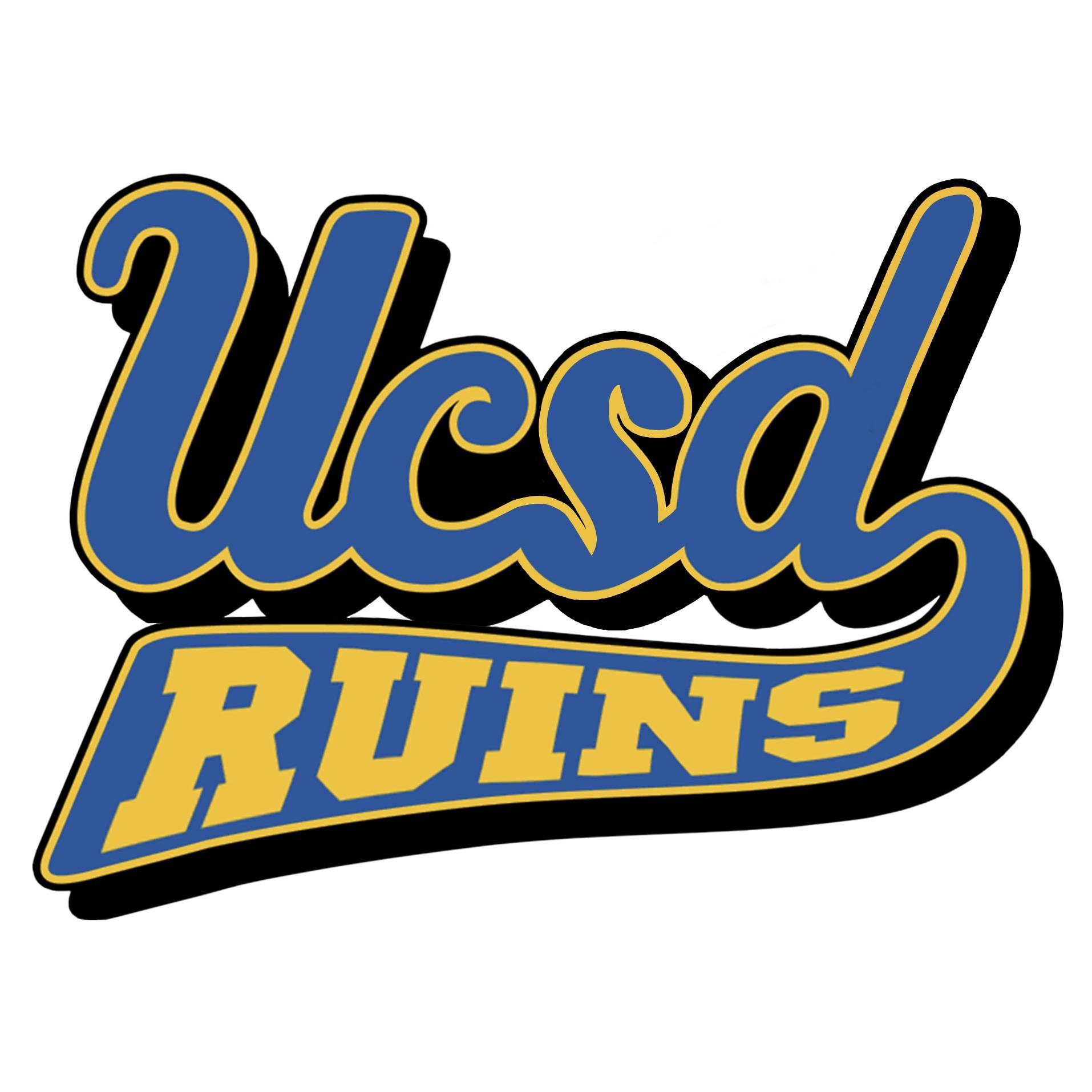 I turned the UCLA logo into a UCSD logo instead of studying.