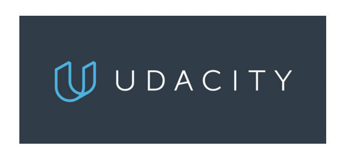 Udacity logo: redesign of a redesign.