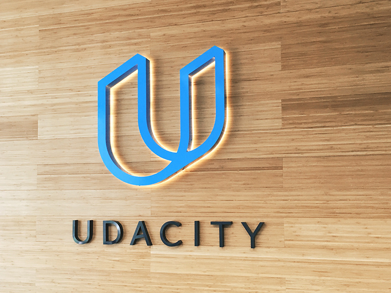Udacity Lobby by jennie § yip for Udacity on Dribbble.