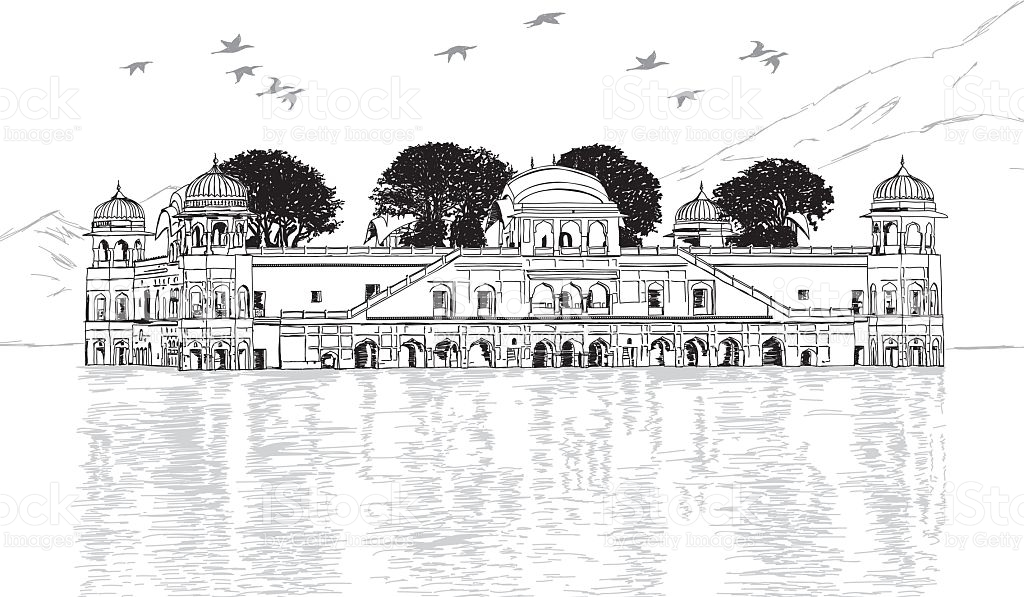 Udaipur Clip Art, Vector Images & Illustrations.