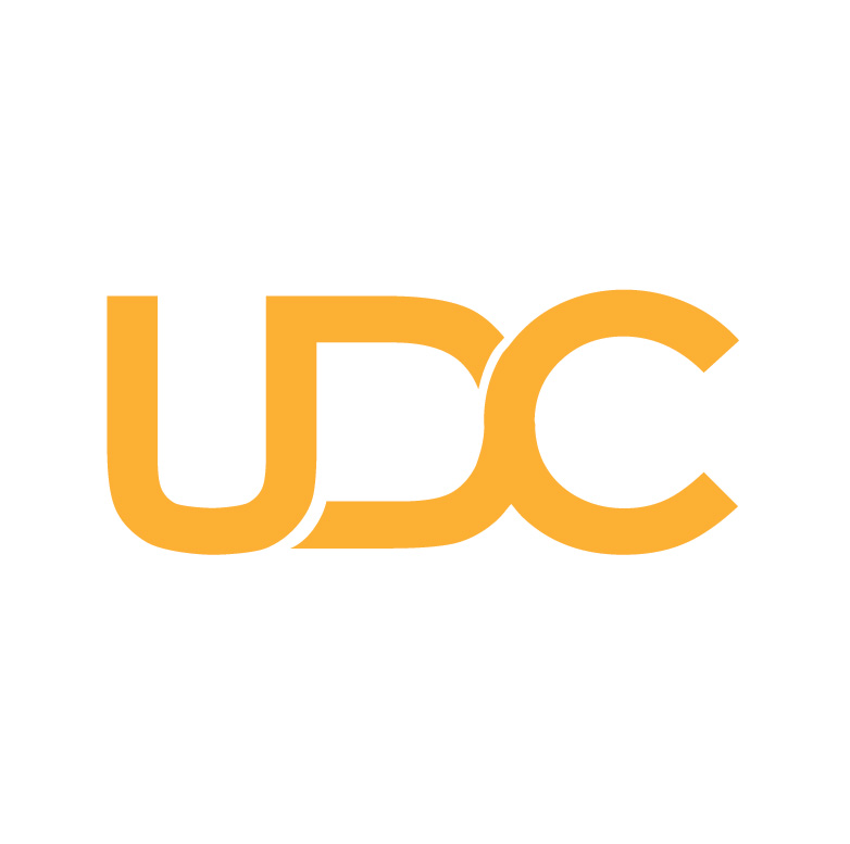 Carpentry Logo Design for UDC by Design Possibilities.