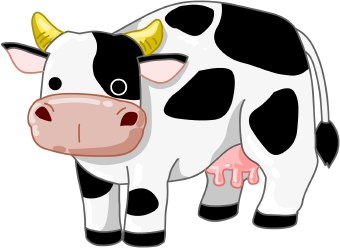 Cow Cliparts.