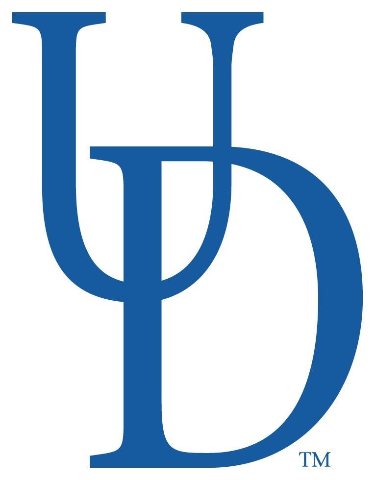 University of delaware Logos.