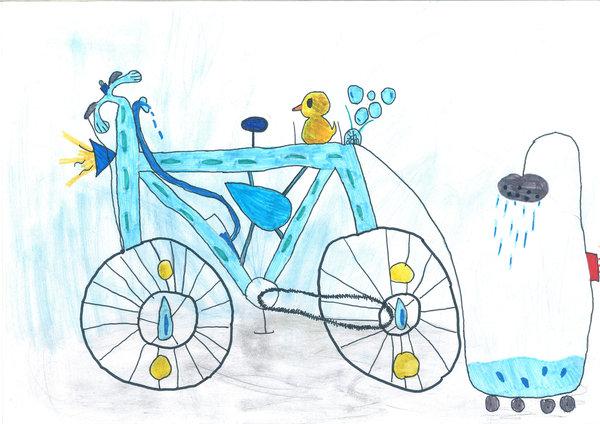 "Bild 3 aus Beitrag: Bezirkspreisverleihung ""Crazy Bike 2015""."
