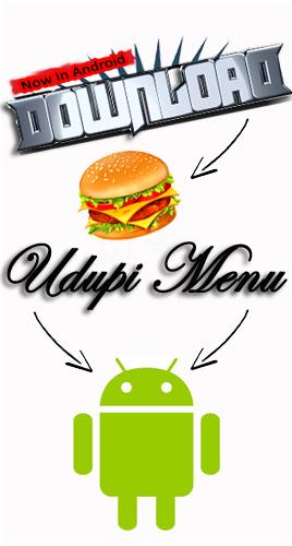 udupi menu.